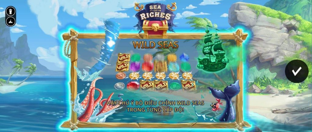 Sea of Riches Wilds